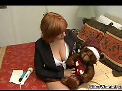 Redhead milf, Redhead mature, Redhead masturbation, Redhead masturbate, Redhead granny, Redhead busty