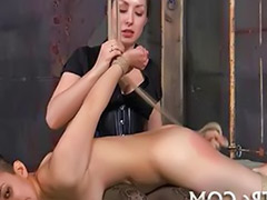 Tits nailed, Tits bondage, Tit torture, Tit bondage, Tortures, Torture