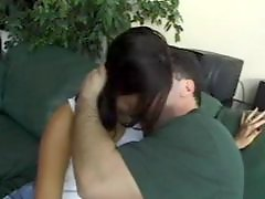 In heat, Blowjob with facial, Crack, Stuff