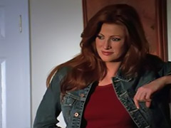 Wit girls, Barely, Angie, Angie everhart