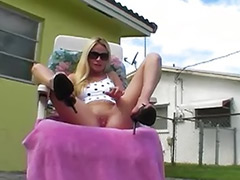 Talks, Talking, Talked, Solo dirty, Milf outdoor, Dirty talk solo