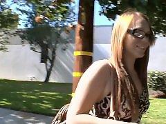 Redhead pov blowjob, Redhead blowjob, Random, Chick, Redhead pov