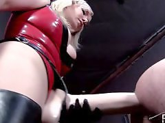 Trailer, Straps, Strap-on anal, Strap-on, Strap on femdom, Strap on anal