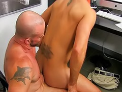 Tattoo gay, Sex butt, Office horny, Office gays, Office gay, Office anal sex