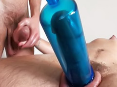Penis pump, Masseuses, Masseuse, Hunky, Gay penis, Use gay