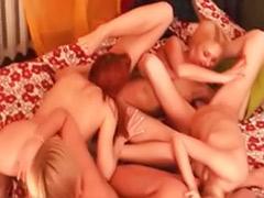 Lesbian teens masturbation, G-taste, G taste