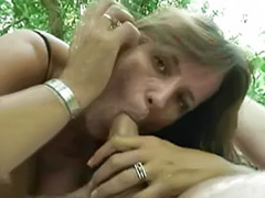 Pov lick, Sex in the forest, Milf pov blowjob, Milf pierced, Milf outdoor fuck, Milf outdoor
