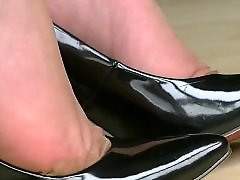 Stockings heels, Stockings amateur, High heels, High heel fetish, Heels foot, Foot heels