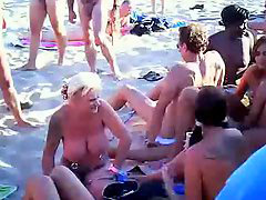 Swinger, Swingers, Sex, Beach