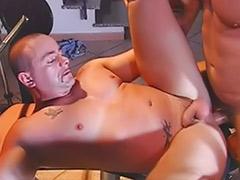 Ironing, Gym gay, Gym ass, Ass gym
