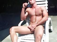 Hot gay solo, Kyle