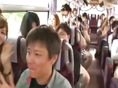 Crazy japanese, Touring, Toure, Tour, Sex bus, Japanese interracial sex