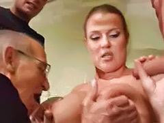 Tit bukkake, Public german, Sex big mom, Milf bukkake, Milf anal gangbang, Moms gangbang