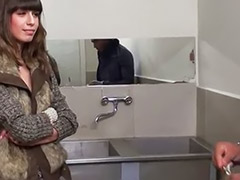 Toilet sex, Toilet blowjob, Public toilet sex, Public sex, Public blowjob, Suck the cock