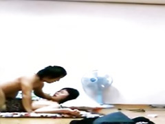 Waking, Korean gf, Korean couple, Korean amateur, Drunken, Gf asian