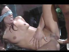 Secretarys, Blindfolder, Blindfolded, Blindfold, Boss fucking, Boss blowjob