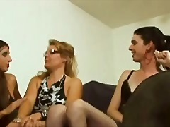 Two shemales, Two shemale, Two hot, Trio, T girl, T-girl