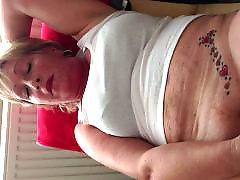 Tattooing, Tattooed milf, Tattooed, Tattoo, Toy orgasm, To big