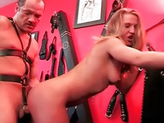 Tits bondage, Tit bondage, Threesome small tits, Threesome bondage