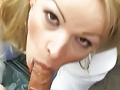 Pov blow, First video, First sex video, First blow, Blow job pov