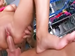 Oral footjob, Footjob blowjob, Breanne