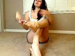 S cute, S-cute, Pov heels, Pov feet, Sole, Humiliation,