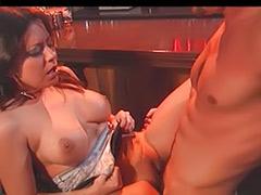 Bar sex, Sex bar, In bar