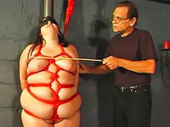 Meaty, Fat bondage, Domination girl, Bondage girls