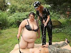 Super size, Super bbw, Slave bdsm, Slave bbw, Bdsm slave, Bdsm chubby