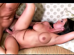 Getting high, Get pierced, Anita, Cum on hair, Couch sex, Couch blowjob