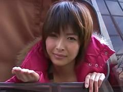 일본 일반인 커플, 일본야외