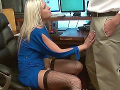 Secretarys, Mature secretary, Mature head, Mature blowjob, Head, Giving head