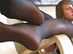 Pantyhose solo, Solo pantyhose, Nylons, Nylon fetish, Nylon, High heel fetish