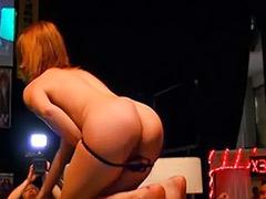 Redhead strip, Strip-tease, Strip tease, Judys