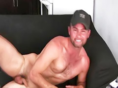 Hard pounding, Gay hairy cock, Bottom gay