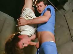 Deepthroat bondage