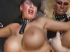 Tits bondage, Tit bondage, Tit orgy, Threesome bondage, Orgy big, German tits