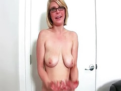 Solo slut, Busty facial, Busty amateur solo