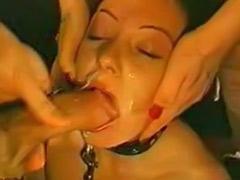 Lingerie bondage, Bondage suck