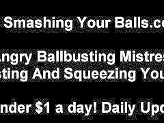 Squeezing, Squeeze, Hardcore bdsm, Femdoms, Femdome, Femdom pov