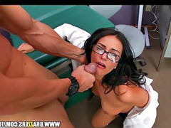 Tit doctor, Patient, Slutty tits, Hospital sex, Fuck hospital, Fucking glasses