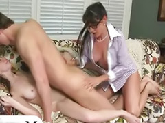 Stepmom milf, Stepmom caught, Stepmom blowjob