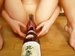 Huge japanese, Bottl