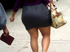 Voyeurs booty, Phat booty, Phat ass, Skirts, Skirting, Skirt