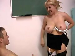 The big tits, Student, Screwing, Mature student, Mature hairy, Mature blonde blowjob