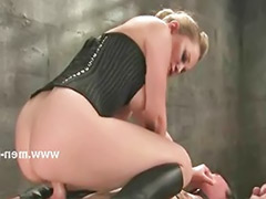 Spanked slut, Jumping, Jump