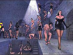 Mistresse, Mistress t, Mistress slave, Mistress, Brandli, Branding