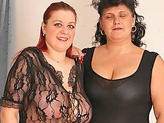 Bbw lesbian, Lesbians, Babe