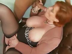 Tacchi culo, Mature penetrate analmente