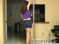 Striptease, Amateur striptease